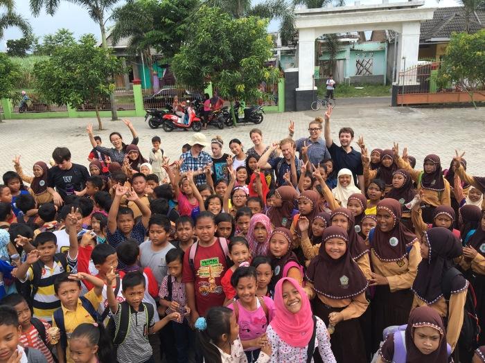 PST English camp