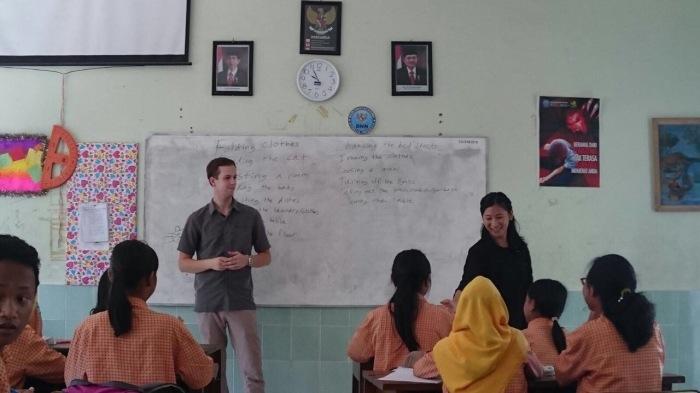 Teaching practicum week2