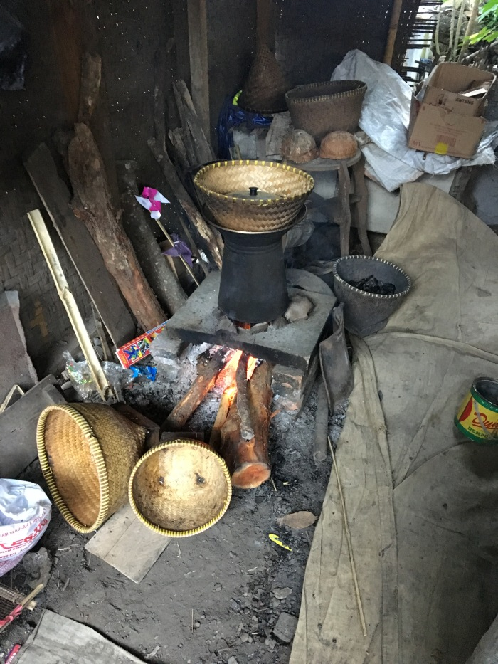 Masak tradisional