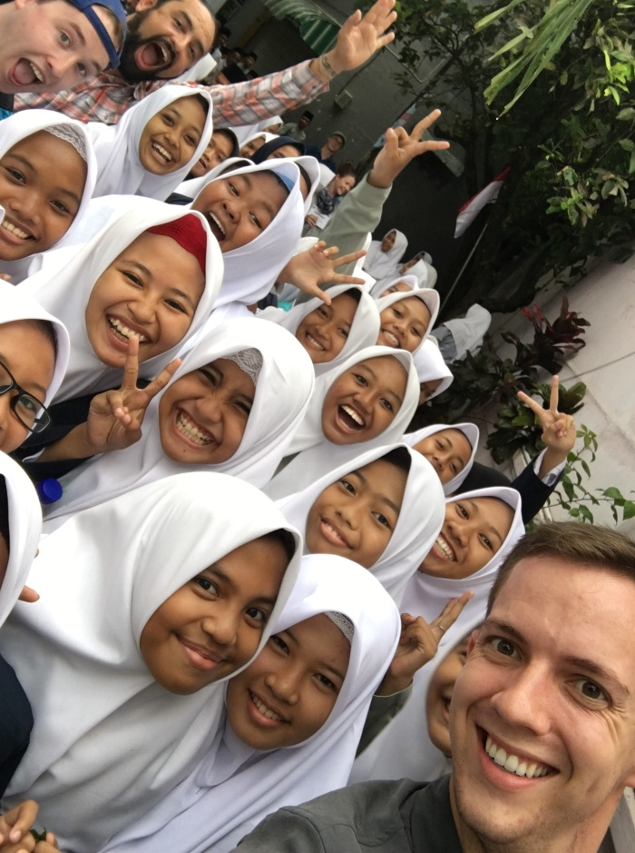Why I joined the Peace Corps