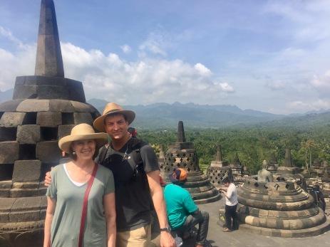 My parents are Borobudor