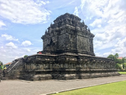 Lots of temples in Yogyakarta